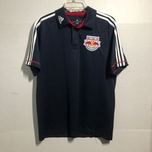 New York Red Bulls Navy Polo Shirt